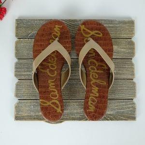 Sam Edelman Tanya Platform Thong Sandals